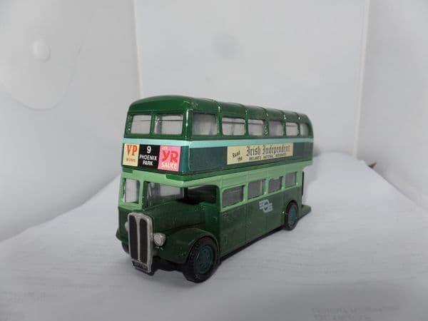 Corgi C599/11 1/64 AEC Regent Bus Dublin 9 Pheonix Park UB